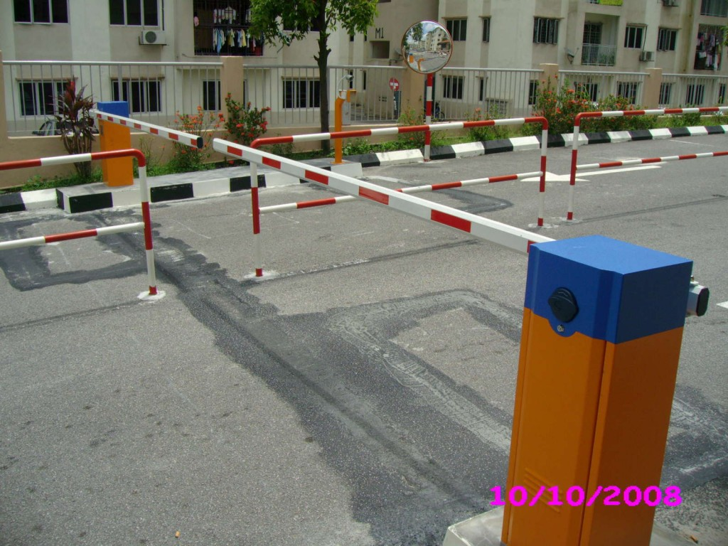 Parking barriers kpsautomatic